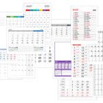 Calendario julio 2022