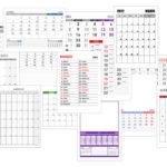Calendario marzo 2022