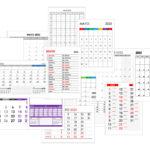 Calendario mayo 2022
